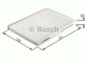 1 x 1987432039 M2039 Bosch Filtre habitacle