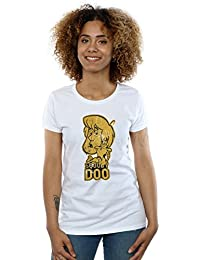 200f583f59 Absolute Cult Scooby Doo Mujer and Shaggy Camiseta