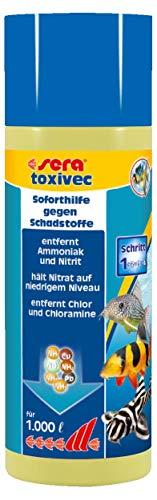 Sera Toxivec - Primeros Auxilios en acuarios