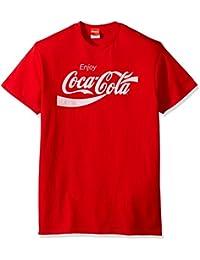 14550d38a6 Coca-Cola Men s Eighties Coke Short Sleeve T-Shirt