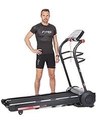 Fytter Cardio RU007R - Cinta de correr para fitness, color negro