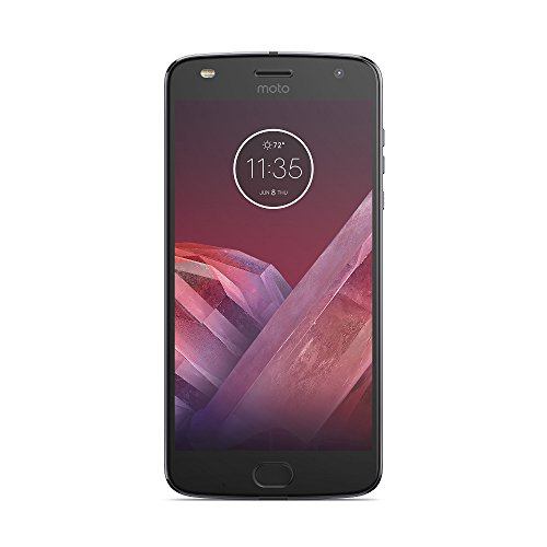 "Lenovo Moto Z2 Play SIM doble 4G 64GB Gris - Smartphone (14 cm (5.5""), 64 GB, 12 MP, Android, 7.1.1, Gris)"