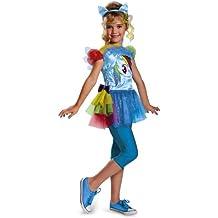 Disfraz Hasbro de mi Lil 'Pony–Rainbow Dash Classic Niñas Disfraz