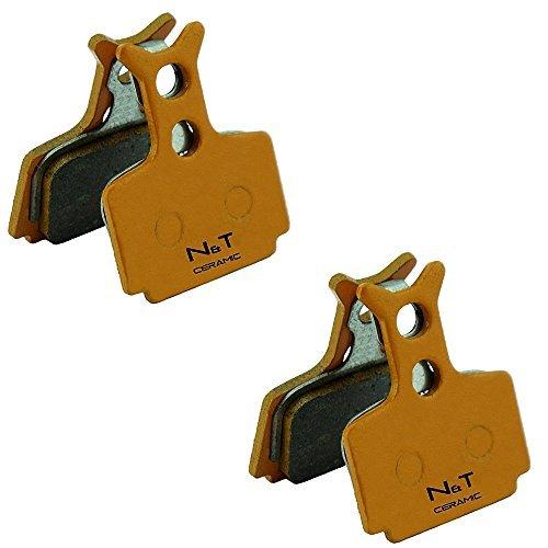 2x Noah und Theo nt-bp010/CR Keramik Bremse, Pads Formula R1Racing, R1, RO, RX, C1, CR1, CR3,...