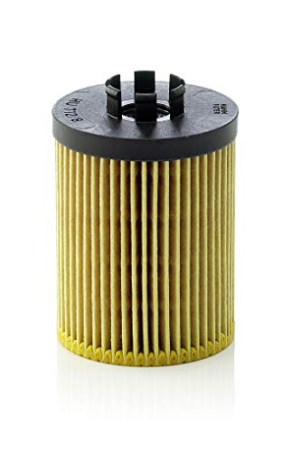 MANN-FILTER HU 712/8 X Ölfilter, Yellow