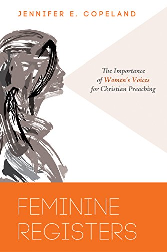 Stock Register (Feminine Registers: The Importance of Women's Voices for Christian Preaching (English Edition))