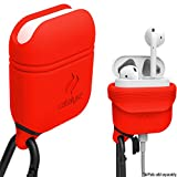 Catalyst Apple Airpods Case Impermeable, Air Pods Cuffie Wireless Protettive Accessori - Sunset