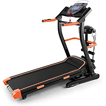 Klarfit Pacemaker FX5 Cinta para correr 1,5 CV 12 km/h pulsómetro ...