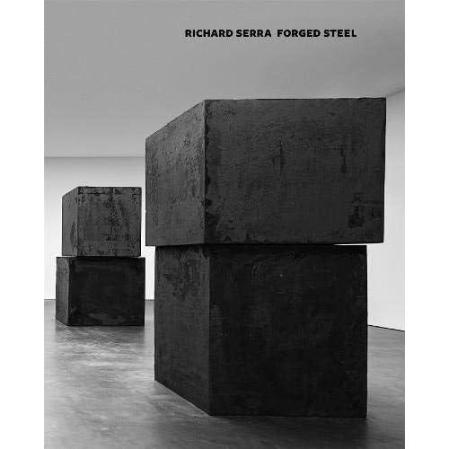 Richard Serra forged sculpture