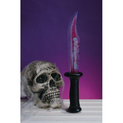 Scream Blutige Klinge Neuheit Spielzeug Outfit Accessoire für Kostüm (Blutiges Scream Kostüm)