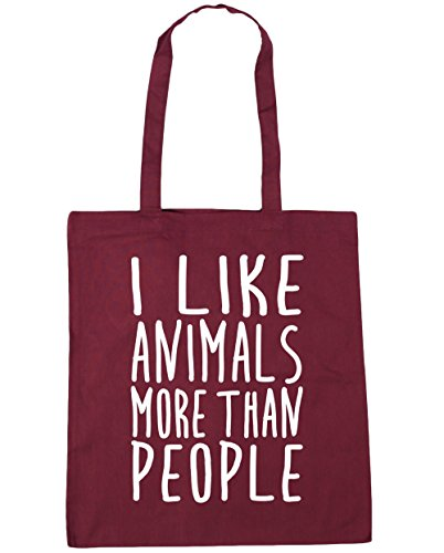 hippowarehouse-i-like-animals-more-than-people-tote-shopping-gym-beach-bag-42cm-x38cm-10-litres