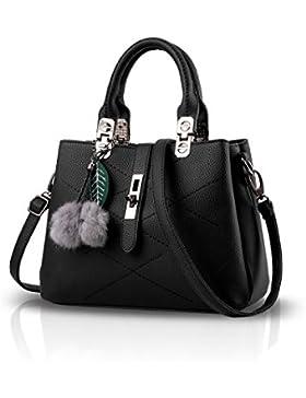 Kaichen 2017 neue Welle Paket Kuriertasche Damen weiblichen Beutel Handtaschen für Frauen Handtasche