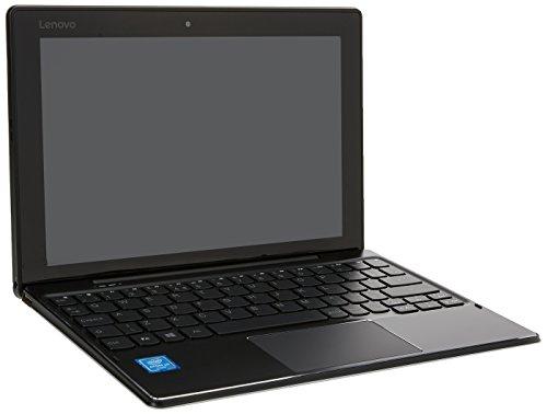 Lenovo Miix 310 10-Inch Convertible Notebook - (Silver) (Intel Atom X5 Z8350 Processor, 2 GB RAM, 2 GB eMMc, Windows 10 Home)