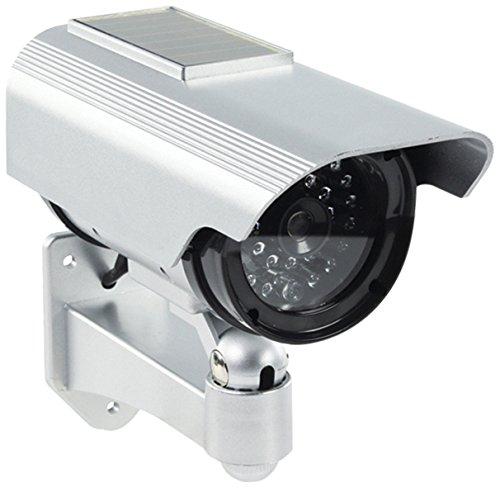 König sas-dummycam35 telecamera finta con pannello solare