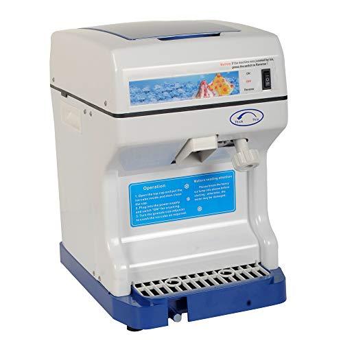 Der Hersteller 250 W Schneekegel für Eismahlwerk für Eiswürfelmaschine, elektrisch, kommerziell