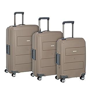 Travelite Makro Maleta 4 Ruedas Set de 3 pzs.