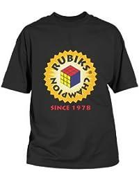 Winner - Rubik's Cube Kids' T-shirt by wantAtshirt