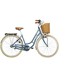 Vermont Saphire - Bicicleta urbana - 24-3 azul Tamaño del cuadro 45 cm 2017
