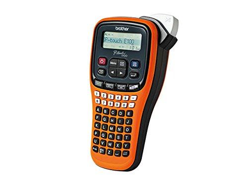 Brother P-touch E100VP Beschriftungsgerät