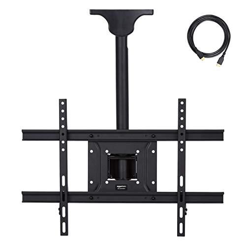 AmazonBasics - Monitorhalterung zur Deckenmontage, 37-80 Zoll (94-203 cm)