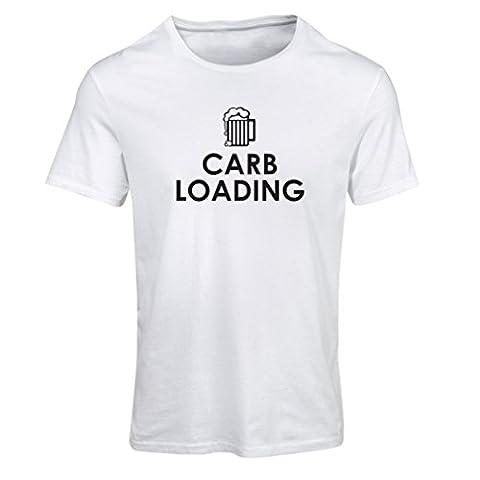 T-shirt femme Carb Loading - citations de fitness drôle, vêtements