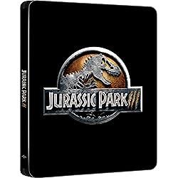 Jurassic Park 3 - Steelbook (Blu-Ray) [Italia] [Blu-ray]