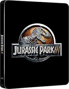 Jurassic Park 3 - Steelbook (Blu-Ray)