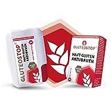 GluteoStop® - hilft Gluten abzubauen - 30er Packung - Glutensensitivität - glutenarme Ernährung - Enzym