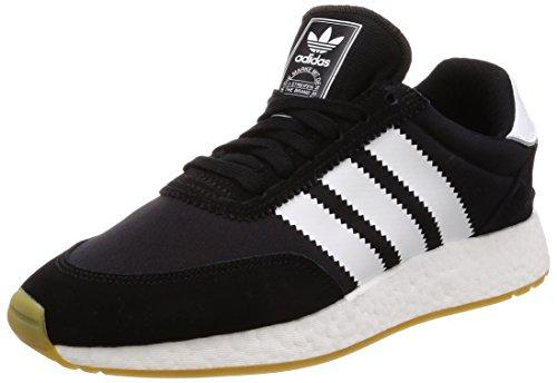adidas Herren I-5923 Fitnessschuhe, Schwarz (Negbás/Ftwbla/Gum 000), 42 2/3 EU