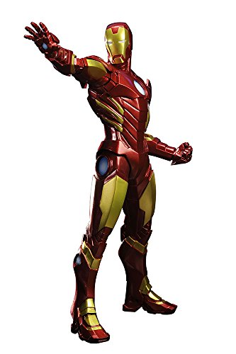 Kotobukiya MK173 - Decoration for playsets The Avengers Iron Man Marvel (KTMK173) - Red Iron Man Figure 21 cm