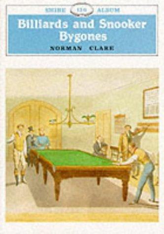 Billiards and Snooker Bygones (Shire album)