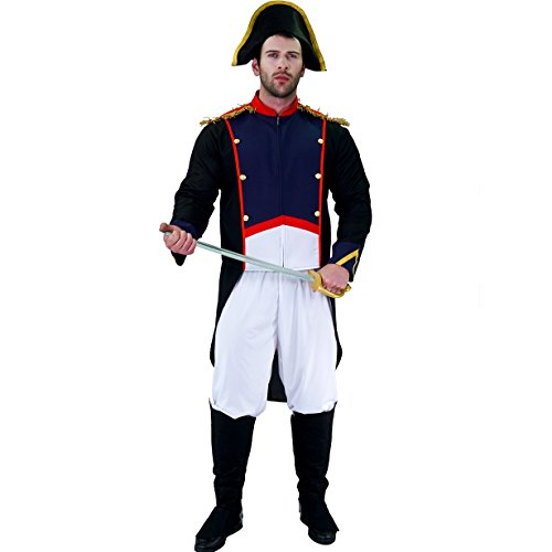 Sea Hare adult Napoleon French Revolution Historical - Französische Halloween Revolution