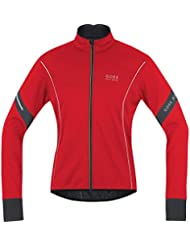 GORE BIKE WEAR Herren Warme Fleece Soft Shell Rennrad-Jacke, GORE WINDSTOPPER, POWER 2.0 WS SO