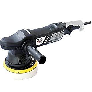 Autojack Variable speed orbital dual action polisher with digital screen 12 speed