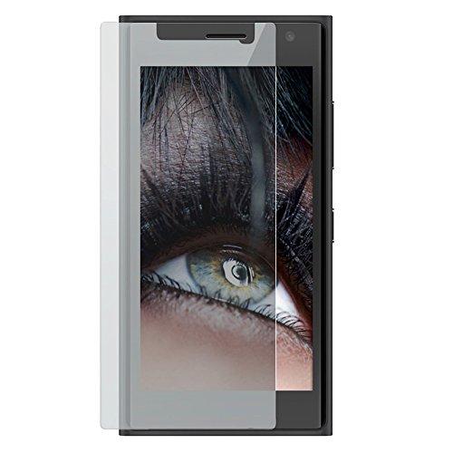 Mtb more energy proteggi schermo in vetro temperato per nokia lumia 730 e 735 // 0,3mm / 9h / 2.5d - pellicola protettiva salvaschermo