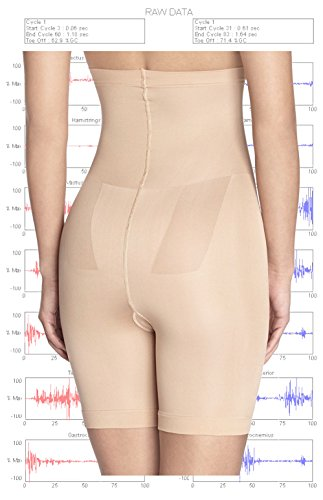 BODY WRAP -  Mutande contenitive  - Donna Beige
