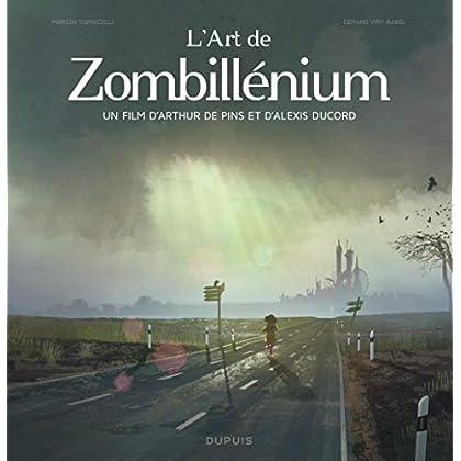 Zombillénium Artbook - tome 1 - Zombillénium Artbook