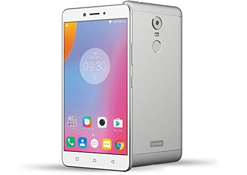 (CERTIFIED REFURBISHED) Lenovo K6 Note K53a48 (Silver)