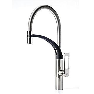 AWA – JUN Spring – Kitchen Sink Single lever mixer – pull-off sprayer - 360° Swivel Spout Stylish Modern Single Lever Kitchen Faucets Kitchen Sink Mixer Tap