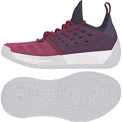 adidas Herren Harden Vol. 2 Basketballschuhe Schwarz (Core Black/Carbon S18/dgh Solid Grey) 50 EU