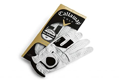 Callaway Tour Series Leder Herren Golfhandschuh linke Hand, groß