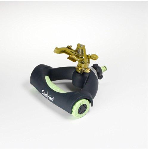 Cap Vert - Asperseur rotatif sur traineau / Sur roues