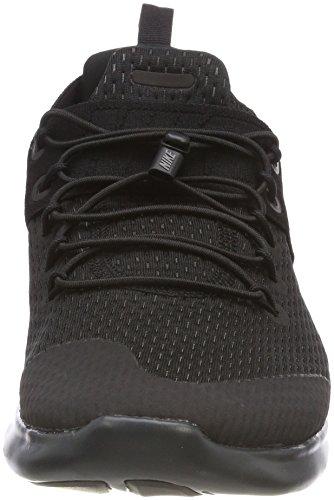 Nike Herren Free RN CMTR 2017 Laufschuhe, Mehrfarbig Schwarz (Noir/grisfoncé/anthracite/noir)