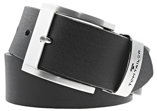Tom Tailor Herren Ledergürtel MEN NOS BELT, 0790, 110 cm