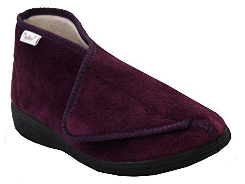 Dr KellerDragness - Pantofole da ragazza' donna Purple