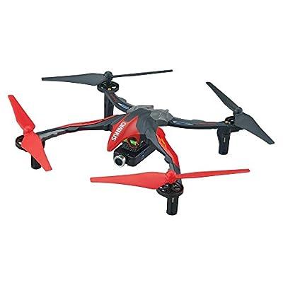 Dromida Ominus FPV UAV Quadcopter RTF Red, DIDE02-RR from Dromida