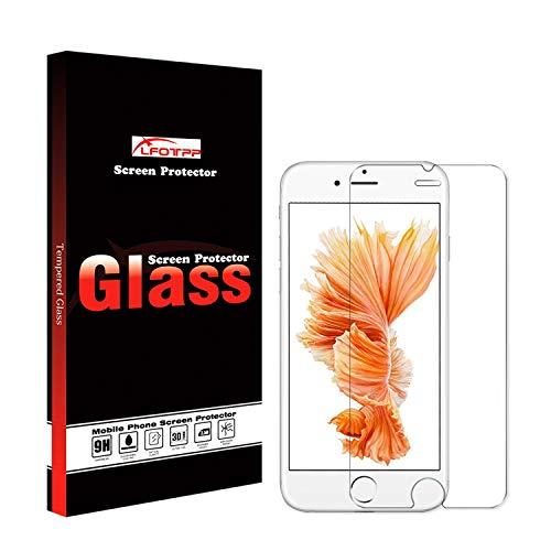 iPhone 6 6s Panzerglas Schutzfolie, LFOTPP 0,1mm Glas Panzerglas Displayschutzfolie für Apple iPhone 6 6s 4,7 Zoll , 9H Härte, 3D Touch Kompatibel [1-Stück, klar]