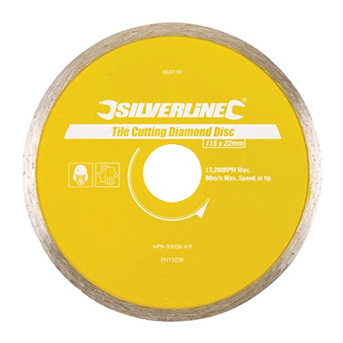silverline-868730-tile-cutting-diamond-disc-115-x-222-mm