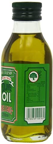 12 Pack of Hellenic Sun Extra Virgin Olive Oil 250