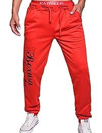 LIANIHK Hombres impresión Casual Harem Holgado Hip Hop Danza Pantalones De Chandal